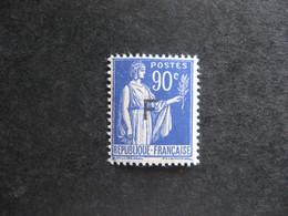 A). TB  F.M. N°10 , Neuf XX . - Franchise Stamps