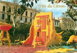 Menton - Fete Du Citron - Alice Aux Pays Des Merveilles   AN 261 - Menton