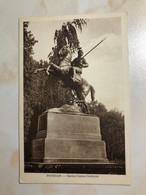 Germany Deutschland Potsdam Garde Ulanen Denkmal Horse Statue Ulanen Guard Warrior Kraschewski 13299 Post Card POSTCARD - Potsdam