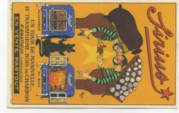 PUBLICITE - SIRIUS, Un Tour De Manivelle Se Transforme, Bois Ou Charbon - F.GRATIEUX, Constructeur (Illustrateur MICH) - Publicidad