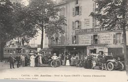 15 AURILLAC HOTEL GIRAUD Location Automobile - Aurillac