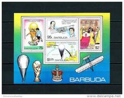 Barbuda Nº Yvert HB-38 En Nuevo - Antigua And Barbuda (1981-...)