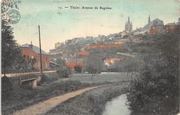 Thuin - Avenue De Ragnies - Ed. Bertels - Thuin
