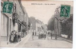 Menetou Salon : Rue De La Mairie - Andere Gemeenten