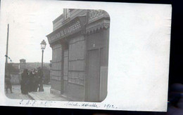 SAINTE ADRESSE LE SOUVENIR CP PHOTO 1912 - Sainte Adresse
