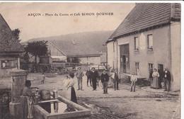 Arçon - Café - Fontaine - Altri Comuni