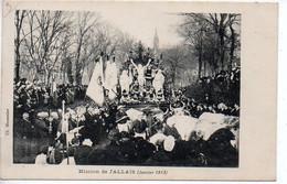 Jallais : Mission (janvier 1913) - Otros Municipios