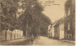 OVERYSSCHE - OVERIJSE : Drève Vers / Dreef Naar Huldenberg - Cachet De La Poste 19297 - Overijse