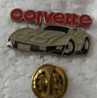 Pin's - Automobiles - CORVETTE - - Corvette