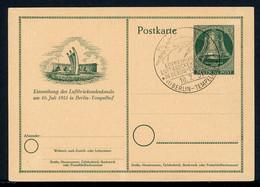 Berlin Ganzsache MiNr. P 24 Sonderstempel (1C224 - Unclassified