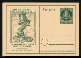 Berlin Ganzsache MiNr. P 25 Ungebraucht (1C225 - Unclassified