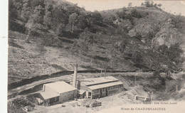 15 CHAUDESAIGUES Les Mines - Otros Municipios