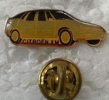 Pin's - Automobiles - CITROEN XM - - Citroën