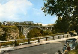 CPSM  SAINT-BRIEUC  -  Le Pont D'Armor - Saint-Brieuc