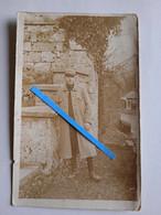 1915 Argonne Meurissons 94eme RI Fontaine Madame Ferme Des Wacques Régiment Infanterie Tranchée Poilu Photo Ww1 - Guerra, Militari