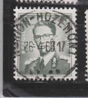 COB 924 Centraal Gestempeld Oblitération Centrale HORION-HOZEMONT - 1953-1972 Glasses