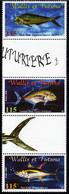Wallis & Futuna - 2000 - Ocean Fish - Mint Stamp Set - Unused Stamps