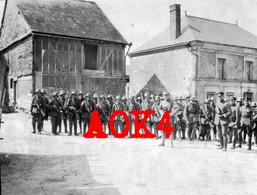 08 Ardennes AVANCON 1917 Occupation Allemande 239 Infanterie Division Rethel Stahlhelm - Guerre, Militaire