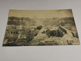 Carte Photo, Luxemburg WW1. Panorama - Altri
