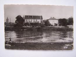 CREIL 2 Cartes Postales Anciennes Neuves Identiques: L'Oise, L'Eglise, Le Château De Charles V, MAGE éditeur G Réant - Creil