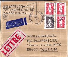 974 - REUNION - LE PORT MARINE - TAD De Type A9 De 1994 - Manual Postmarks