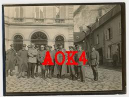 08 Ardennes CHATEAU PORCIEN 1917 Occupation Allemande 239 Infanterie Division Dragoner 9 Champagne Rethel - Guerre, Militaire