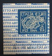 2004 - Italia - Arte Del Merletto - Euro 2,80 - 2001-10:  Nuovi
