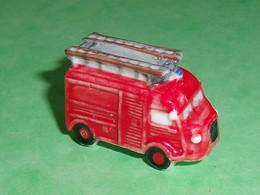 Fèves / Fève / Sports : Pompiers , Camion De Pompier   T16 - Sport