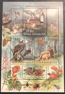 Czech Republic, 2009, Mi: Block 38 (MNH) - Unused Stamps
