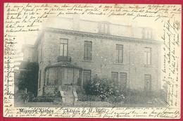 C.P. Miavoye-Anthée  =  Château  De Mr.  MELOT - Onhaye