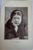 PHOTO H. P. BLAVATSKY - Andere Fotografen