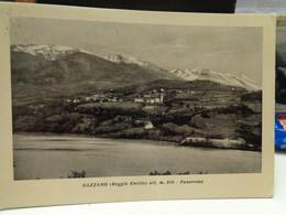 Cartolina  Gazzano Frazione Di Villa Minozzo, In Provincia Di Reggio Emilia Panorama 1954 - Reggio Emilia