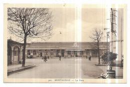 Montauban La Gare - Montauban