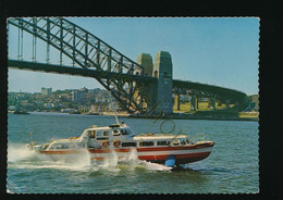 Sydney - Harbour - Hydrofoil Ferry [Z20-1.082 - Non Classificati