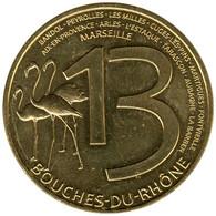 13-2477 - JETON TOURISTIQUE MDP - Bouches-du-Rhône - 2017 - 2017