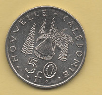 Nueva Caledonia - 50 Francos 2001 KM13 - Nuova Caledonia