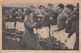 Sparta Praha Vs. Moskva / Moscow -Russia / ,  1934   ,  Football , Stadion , Stadium , Soccer - Football