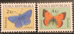 Czech Republic, 2020, Mi: 1092/93 (MNH) - Unused Stamps