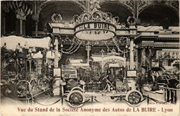 CPA AK PARIS Salon De L'Autobmile Stand De LA BUIRE - Lyon (700207) - Mostre