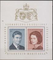 Liechtenstein 1967 MiN°478 Block 7 MNH/** Vedere Scansione - Neufs