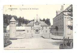 Gerpinnes NA23: Le Château De M. Debruges 1908 - Gerpinnes