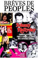 RÉTRO SPÉCIAL 10 H BREVES DE PEOPLES JOHNNY HALLYDAY COMMENT LAETICIA L'A FORCE A COUPER LES PONTS AVEC CATHERINE DENEUV - Musique