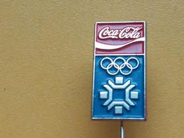 KOV 42-1 - COCA COLA - OLYMPIC GAMES - Coca-Cola
