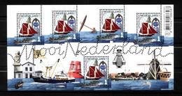 Nederland NVPH 3412 Vel Mooi Nederland Arnemuiden 2016 Postfris MNH Netherlands Fishing Towns - Nuovi