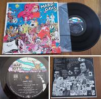 "RARE French LP 33t RPM BIEM (12"") MARDI GRAS (1971) - Rock"