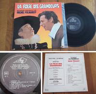 """RARE French LP 33t RPM BOF OST (12"""") """"LA FOLIE DES GRANDEURS"""" (Louis De Funès, 1971) - Soundtracks, Film Music"""