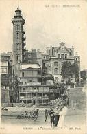 35 - Dinard - Le Chrystal-Hotel - Animée - CPA - Voir Scans Recto-Verso - Dinard