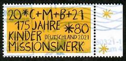BRD 2021  Mi.Nr. 3582 , 175 Jahre Kinder Missionswerk - Gestempelt / Fine Used / (o) - Usados