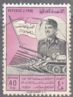 IRAQ  SCOTT NO  312   USED   YEAR  1963 - Iraq