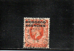 MAROC 1935-7 O - Bureaux Au Maroc / Tanger (...-1958)